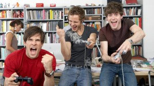Gaming creates a friendly environment for everyone